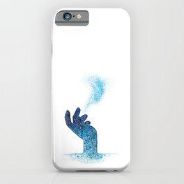 Hand of Magic iPhone Case