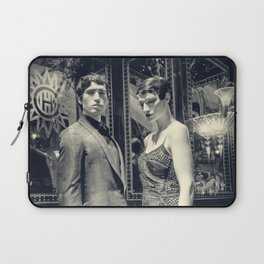 The Honeymooners (Orient Express-ions) Laptop Sleeve