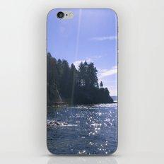 Sunspots iPhone Skin