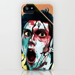 Machete Head iPhone Case