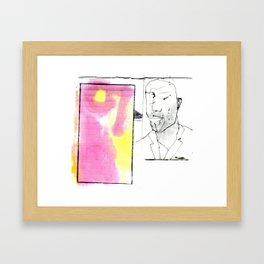 Damir Framed Art Print