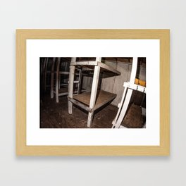Bunk Beds  Framed Art Print