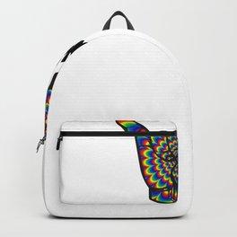 VSCO Girl Hang Ten SKSKSK Backpack