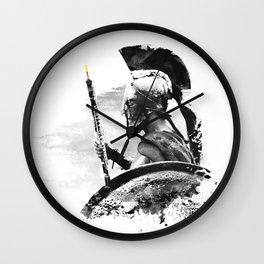 Oboe Warrior Wall Clock