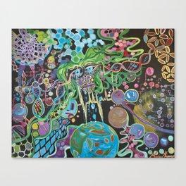 """Universal Tears"" Canvas Print"