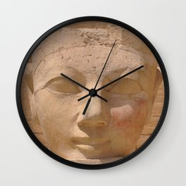 Queen Hatshepsut  Wall Clock