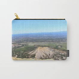 View from the top of Mesa Verde Carry-All Pouch