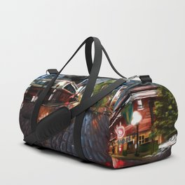 Nightlife in Seattle Duffle Bag
