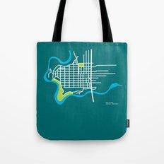 West Central, Spokane Tote Bag