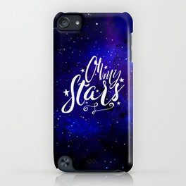 Oh My Stars iPhone Case