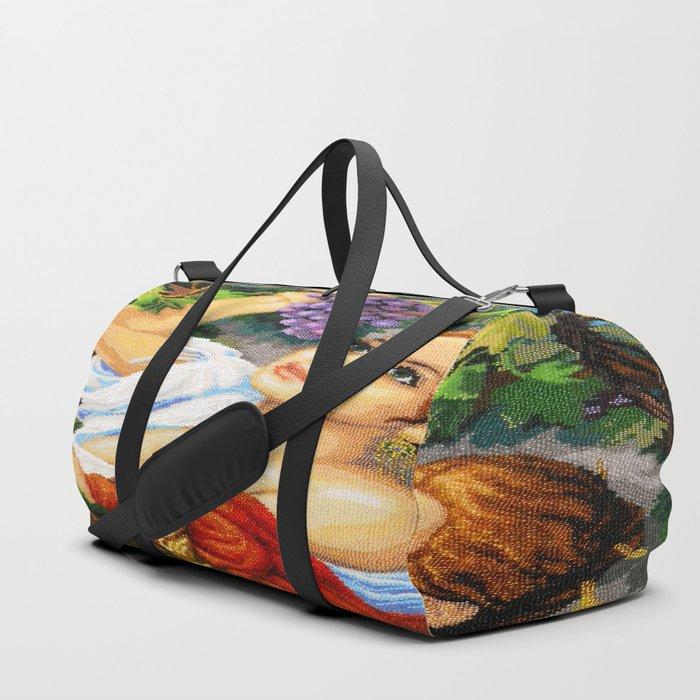 The Vineyard Duffle Bag