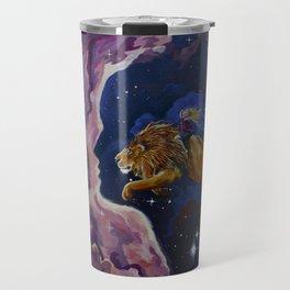Lily the Lionhearted Travel Mug
