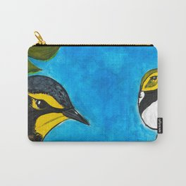 Warblers on parade Carry-All Pouch
