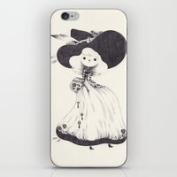key iPhone & iPod Skins featuring key by yohan sacre