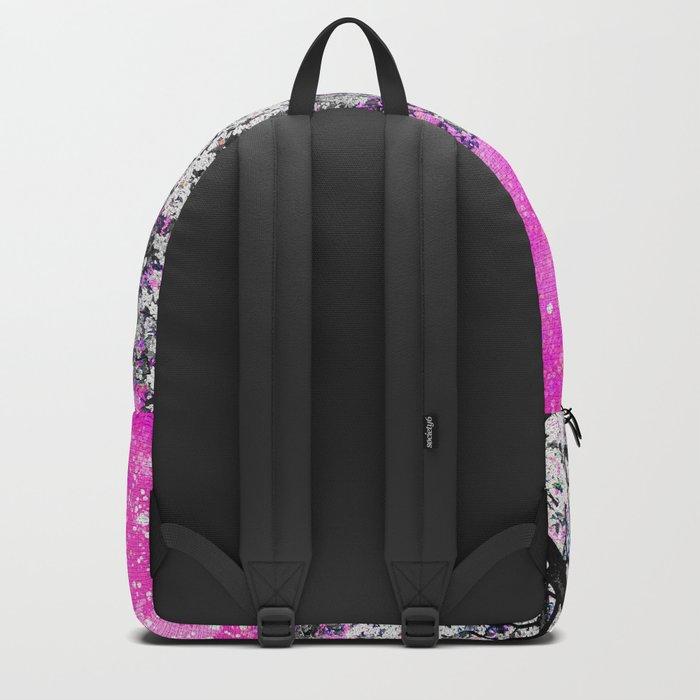 NEBULA  DREAMS TREES  PINK Backpack