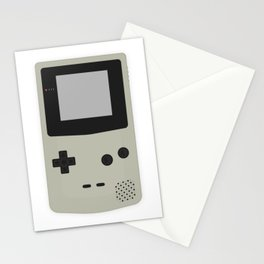 Gameboy Colour Gray Stationery Cards