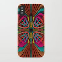 cyberpunk iPhone & iPod Cases featuring Tropica by Obvious Warrior