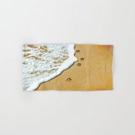 Paw Prints Hand & Bath Towel