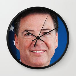 James Comey Wall Clock