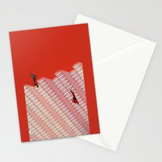 upstairs downstairs... Stationery Cards