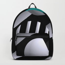 go turquoise -6- Backpack