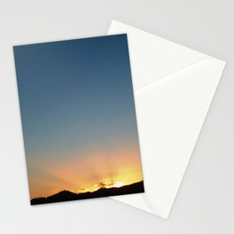 Moeraki Sunset Stationery Cards