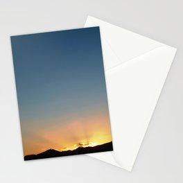 Moeraki Sunset Stationery Cards