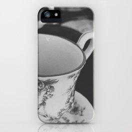 Tea Cups iPhone Case