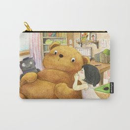 Secret | Children's illustration Carry-All Pouch