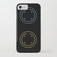 tron iPhone & iPod Cases featuring Tron by Sara E. Snodgrass