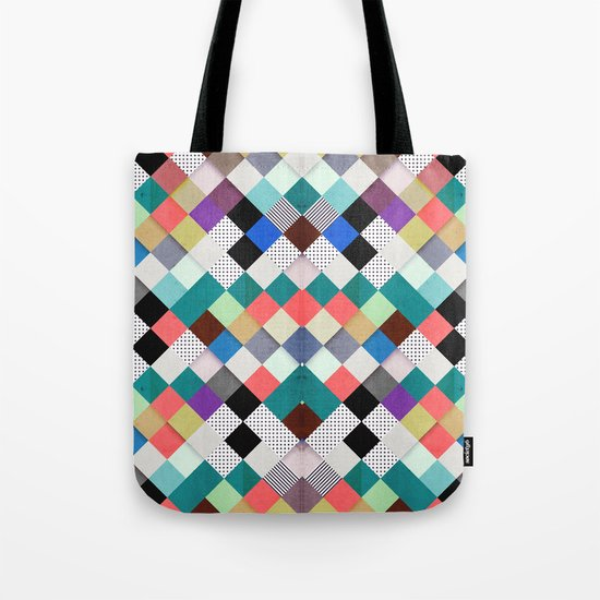 In Pass Tote Bag