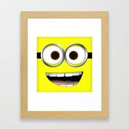 minion *new* Framed Art Print