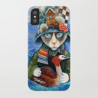 elvis iPhone & iPod Cases featuring Elvis by oxana zaika