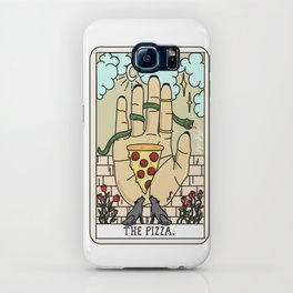 PIZZA READING iPhone Case