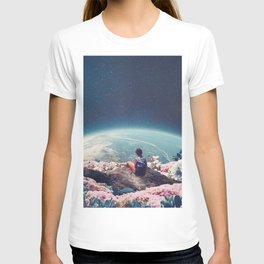 My World Blossomed when I Loved You T-shirt