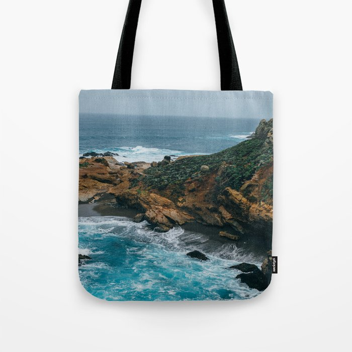 Big Sur Coast Tote Bag