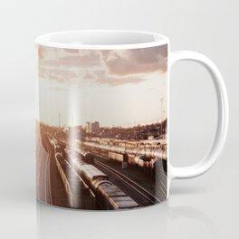 GOLDEN TRACKS Coffee Mug