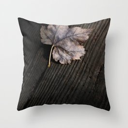 the lifelines of fall 2 Throw Pillow