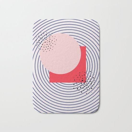 .shapes. Bath Mat