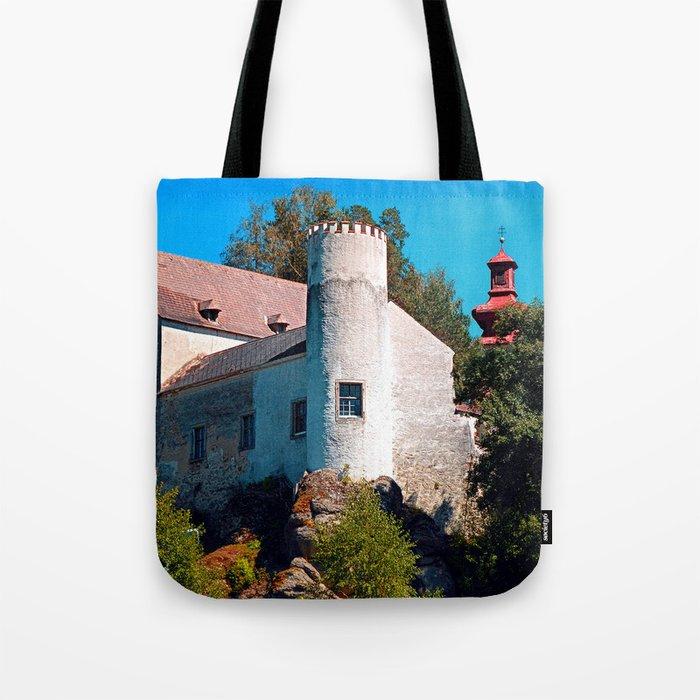 Waldenfels castle V Tote Bag