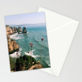 Algarve coast Stationery Cards