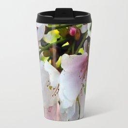 Cheery Cherry Blossoms Travel Mug