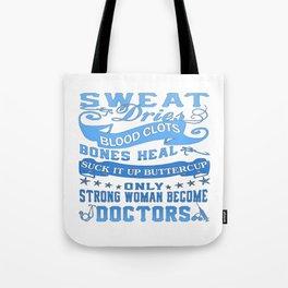 Doctors Woman Tote Bag