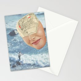 It's a keeper Stationery Cards