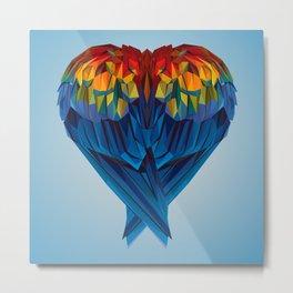 Tropic Love Metal Print