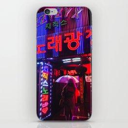 ZZYZZYX Noraebang iPhone Skin