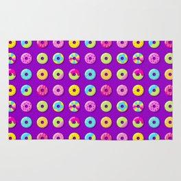 Donut Pattern Rug