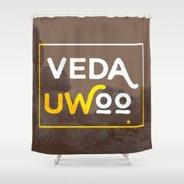 Vadauwoo Wyoming Shower Curtain