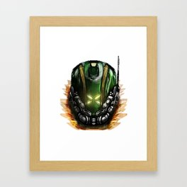 Frontier's Hope Framed Art Print