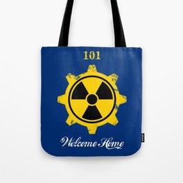 Vault 101 Tote Bag